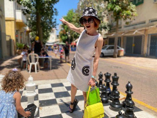אופנה וסטייל בתל אביב